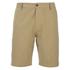 Universal Works Men's Slub Japanese Cotton Deck Shorts - Camel: Image 1