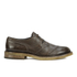 Belstaff Men's Westbourne Leather Derby Shoes - Black/Brown: Image 1