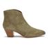 Ash Women's Hurrican Suede Boots - Beige: Image 1