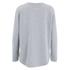 Derek Rose Women's Devon Sweat Top - Light Grey: Image 3