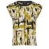 VILA Women's Viarty Short Sleeve Blouse - Amber Green: Image 1