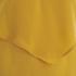 VILA Women's Sora Short Sleeve Blouse - Golden Yellow: Image 3
