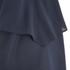 VILA Women's Sora Short Sleeve Blouse - Total Eclipse: Image 3