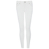 Polo Ralph Lauren Women's Tompkins Cropped Jeans - White: Image 1