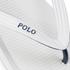 Polo Ralph Lauren Men's Whittlebury Flip Flops - White/ Newport Navy: Image 4