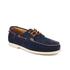 Polo Ralph Lauren Men's Bienne II Suede Boat Shoes - Newport Navy: Image 5