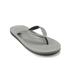 Polo Ralph Lauren Men's Whittlebury Flip Flops - Grey/ Black: Image 3