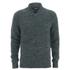 Paul Smith Jeans Men's Baseball Jacket - Green: Image 1