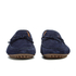 H Shoes by Hudson Men's Felipe Suede Driving Shoes - Navy: Image 4