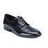 H Shoes by Hudson Men's Olave Leather Derby Shoes - Black: Image 5