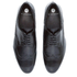 H Shoes by Hudson Men's Olave Leather Derby Shoes - Black: Image 2
