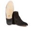 H Shoes by Hudson Men's Howlett Suede Boots - Black: Image 6