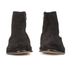 H Shoes by Hudson Men's Howlett Suede Boots - Black: Image 4
