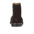 H Shoes by Hudson Men's Howlett Suede Boots - Black: Image 3