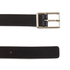 Paul Smith Accessories Women's Leather Contrast Belt - Black: Image 2