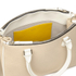 Paul Smith Accessories Women's Small Double Zip Leather Tote Bag - Cream: Image 4