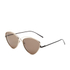 Prism Women's Brooklyn Sunglasses - Gold/Rose Gold: Image 2