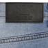 Cheap Monday Men's Line Denim Shorts - Atom Blue: Image 3
