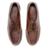 G.H Bass & Co. Men's Camp Moc Jackman Pull Up Leather Boat Shoes - Mid Brown: Image 2