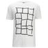 McQ Alexander McQueen Men's Dropped Shoulder Square T-Shirt - Optic White: Image 1