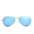 Ray-Ban Aviator Large Metal Sunglasses - Crystal Brown: Image 1
