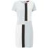 HUGO Women's Karaya Dress - Light/Pastel Grey: Image 1
