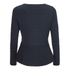 HUGO Women's Scilly Knitted Jumper - Navy: Image 3