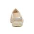 Prism Women's Palawan Tie Front Sandals - Natural: Image 4
