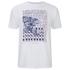 OBEY Clothing X Jamie Reid Men's Suburban Press Issue 6 Basic T-Shirt - White: Image 1