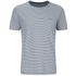 OBEY Clothing Men's Eighty Nine Striped T-Shirt - Blue: Image 1