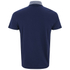 GANT Rugger Men's Striped Collar Jersey Polo Shirt - Shadow Blue: Image 2