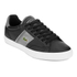 Lacoste Men's Fairlead 116 1 Leather Trainers - Black: Image 4