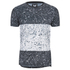 Good For Nothing Men's Heath Speckle T-Shirt - Black: Image 1