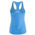 Under Armour Womens HeatGear Armour Tank Top – Blue: Image 2