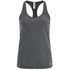 Under Armour Womens HeatGear Armour Tank Top – Grey