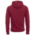 Soul Star Men's Berkley Zip Through Hoody - Red: Image 2