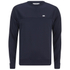 AMI Men's Crew Neck Sweatshirt - Navy: Image 1