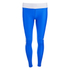 Myprotein Womens Logo Tights – Blue : Image 1