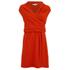 Carven Women's Jersey Mini Dress - Red: Image 1