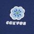 Carven Women's Logo T-Shirt - Blue: Image 3