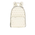 REDValentino Women's Eyelet Backpack - White: Image 1