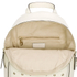 REDValentino Women's Eyelet Backpack - White: Image 4