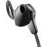 SMS Biosport Water Resistant Smart Earbuds with Heart Monitor - Black: Image 2