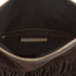 Elizabeth and James Women's Andrew Clutch Bag - Chocolate: Image 4