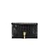 Elizabeth and James Women's Cynnie Wallet on a Chain Clutch Bag - Black: Image 1