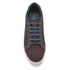 Ted Baker Men's Keeran 3 Geo-Print Cup-Sole Trainers - Dark Red: Image 3