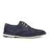 Ted Baker Men's Jamfro 7 Suede Brogues - Dark Blue: Image 1