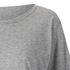 Helmut Lang Women's Wide Sleeve Scoop Top - Medium Heather: Image 3
