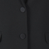 Helmut Lang Women's Lapel Seam Detail Blazer - Black: Image 4