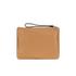 Coccinelle Women's Buste Leather Clutch Bag - Light Tan: Image 5